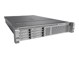 Cisco UCS C240 M4SX (2x)Xeon E5-2650 v3 16GB MRAID, UCS-SPR-C240M4-V2, 17922431, Servers