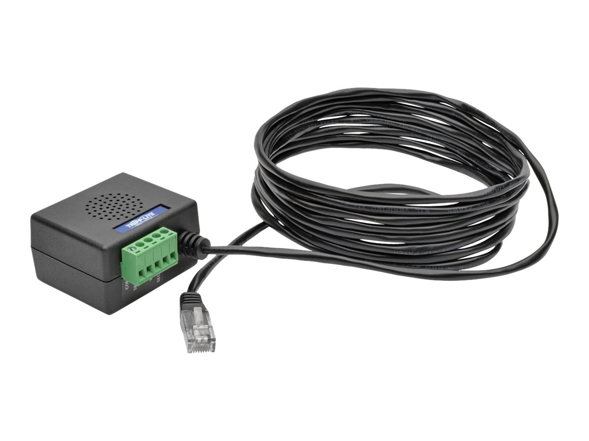 Tripp Lite Environmental Monitoring Sensor, TLNETEM, 31916741, Environmental Monitoring - Indoor