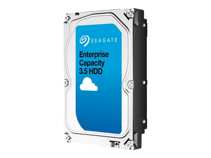 Seagate 2TB SATA 6Gb s Enterprise Capacity 3.5 Internal Hard Drive - 512 Emulation