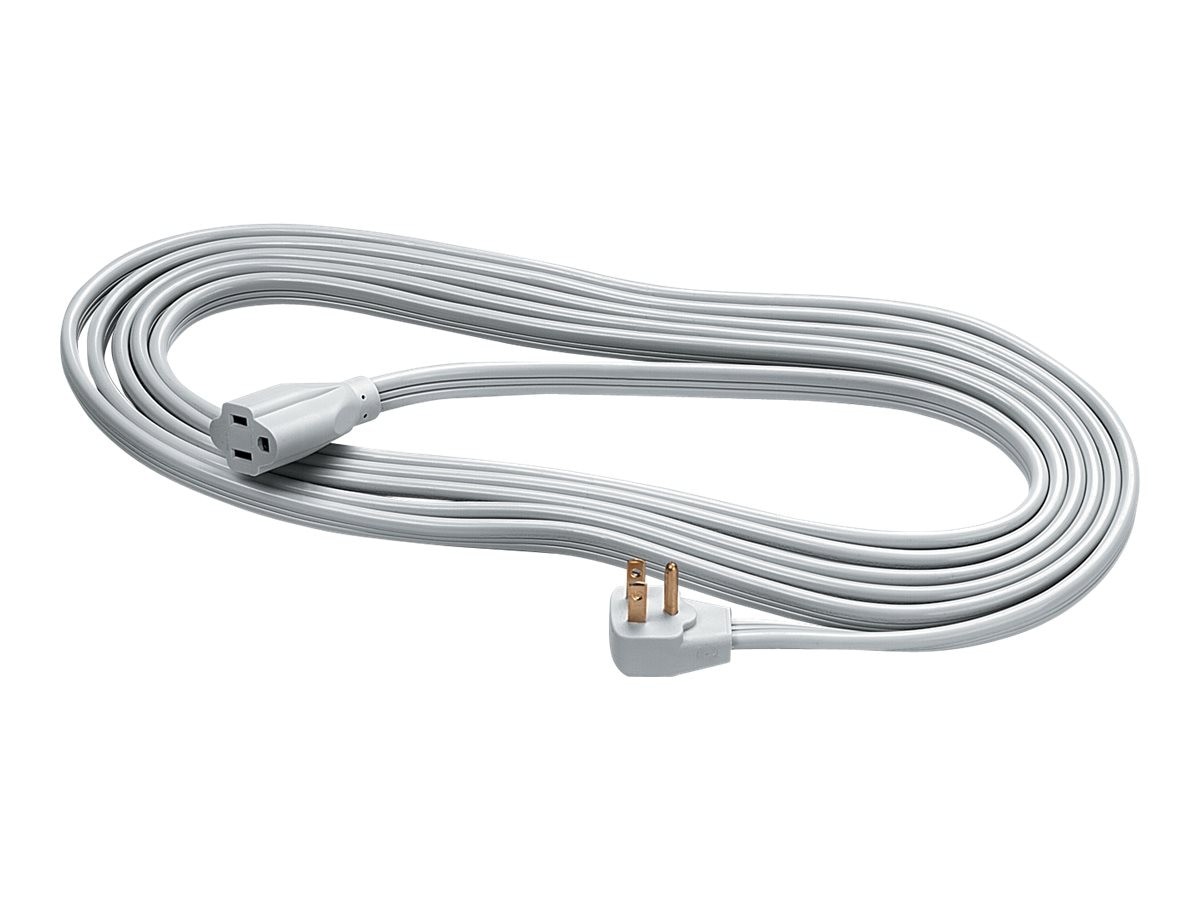 Fellowes 3-Prong Indoor Heavy-Duty Extension Cord 15ft, 99596, 6382724, Power Cords