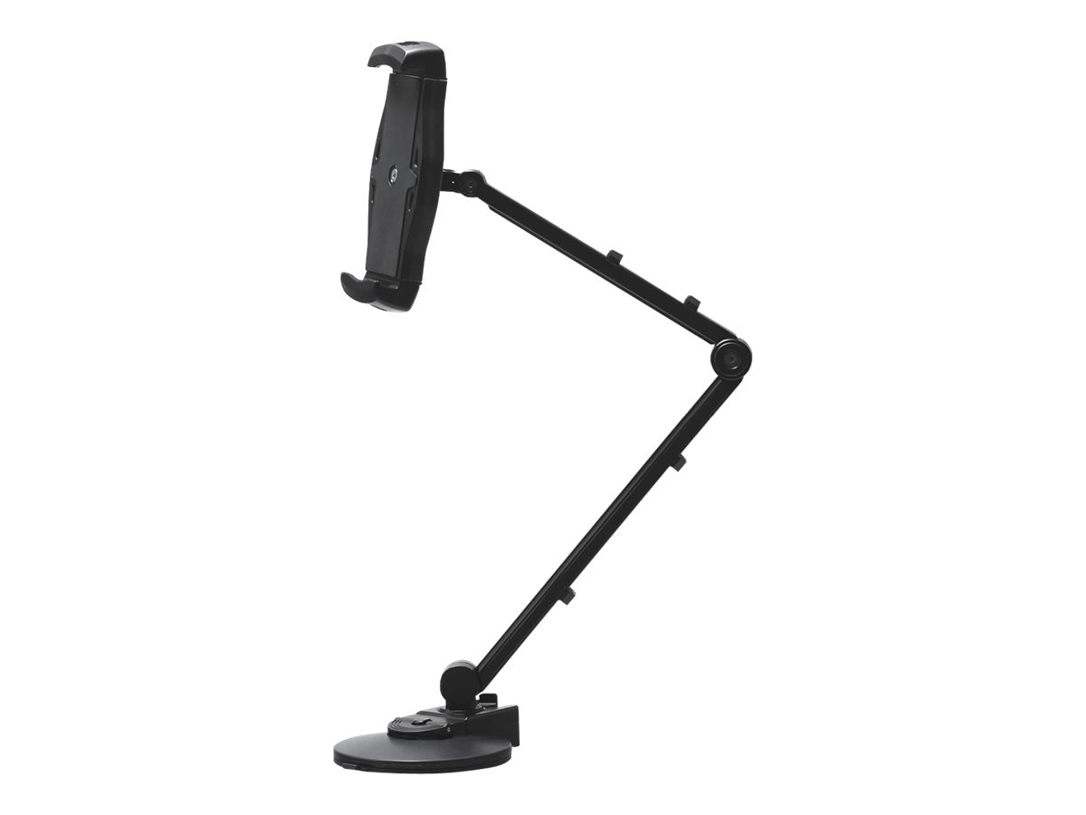 Siig Universal Full Motion Desk Mount, Black, CE-MT1Y12-S1, 31906606, Mounting Hardware - Miscellaneous