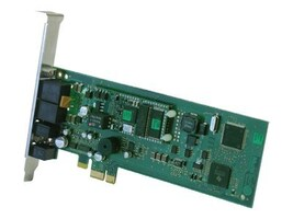 Multitech Data Fax World Modem V.92 INT PCI Express, MT9234ZPX-PCIE-NV, 8323226, Modems