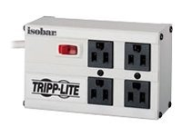 Tripp Lite Isobar 4-6, ISOBAR4, 6199, Surge Suppressors