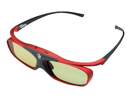 Optoma DLP Link Active Shutter 3D Glasses, ZD302, 17900751, Projector Accessories