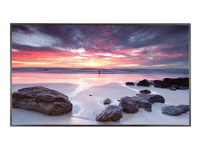 LG 75 UH5C-B 4K Ultra HD LED-LCD Display, Black, 75UH5C-B, 31466031, Monitors - Large-Format LED-LCD