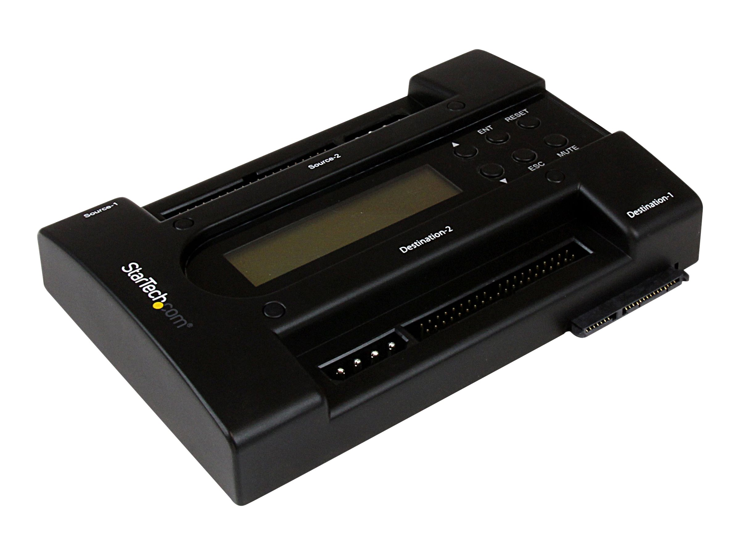 Open Box StarTech.com USB to IDE SATA Standalone Hard Drive Duplicator Dock, UNIDUPDOCK, 12433065, Hard Drive Duplicators