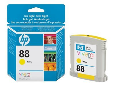 HP 88 (C9388AN) Yellow Original Ink Cartridge