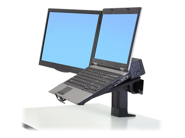 Ergotron WorkFit LCD and Laptop Kit, 97-907, 18154964, Stands & Mounts - AV