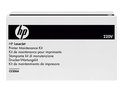 HP HP 220V Fuser Kit for HP Color LaserJet CP3520 Printer Series & HP Color LaserJet CM3530 MFP Series, CE506A, 9947313, Printer Accessories