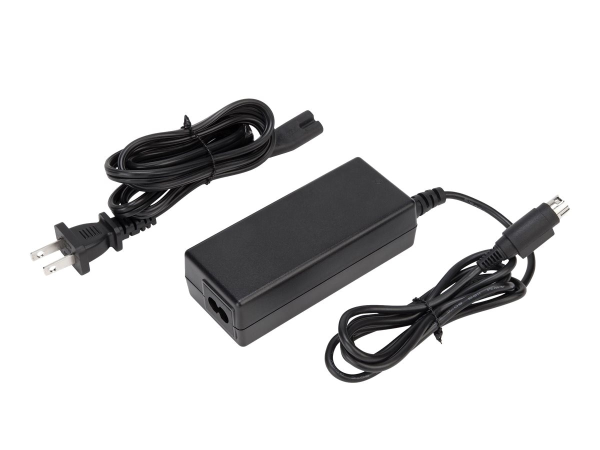 Targus 32.5W AC Adapter ACP70USZ 4-pin Notched, Black, ACX101USZ