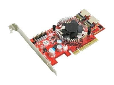 Addonics 8-port SATA SAS 6Gb s PCIe Controller, AD2MS6GPX8, 13504283, Storage Controllers