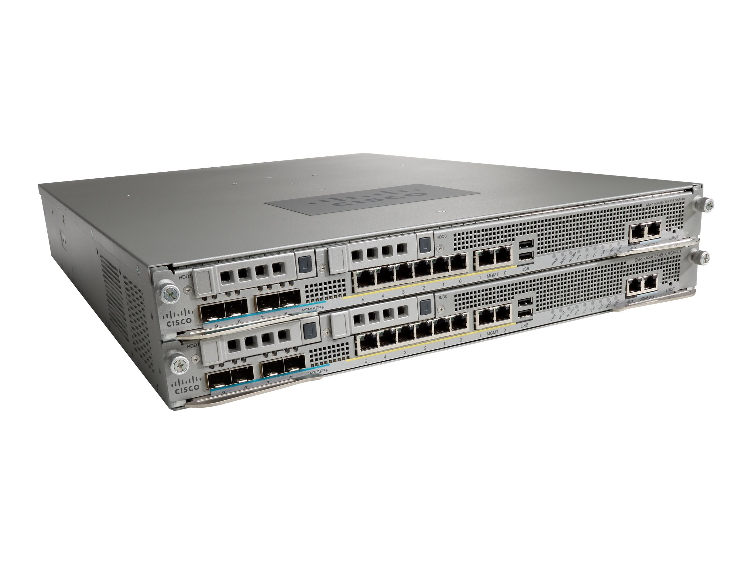 Cisco 5585-X SSP-60, FirePOWER, ASA5585-S60F60-K9, 30564907, Network Security Appliances