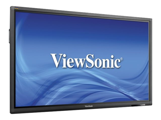 ViewSonic 84 CDE8452T 4K Ultra HD LED-LCD Touchscreen Display, Black, CDE8452T