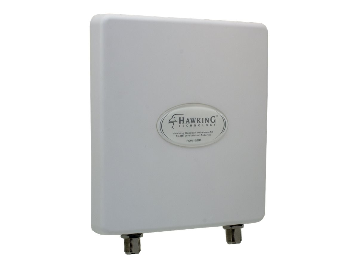 Hawking Outdoor Wireless AC, HOA12DP, 30611398, Wireless Antennas & Extenders
