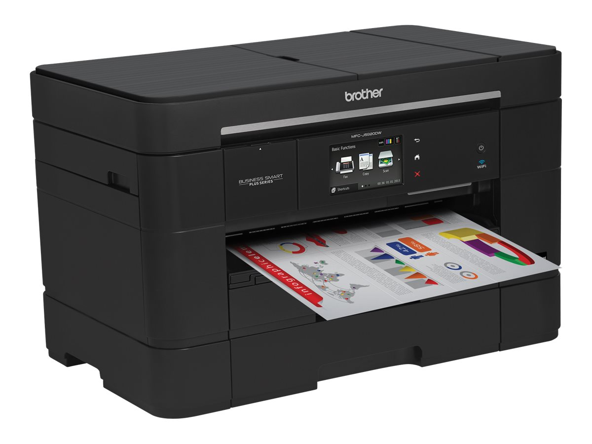 Brother BusinessSmartPlus 4in1 Inkjet Printer, MFC-J5920DW, 19697389, MultiFunction - Ink-Jet