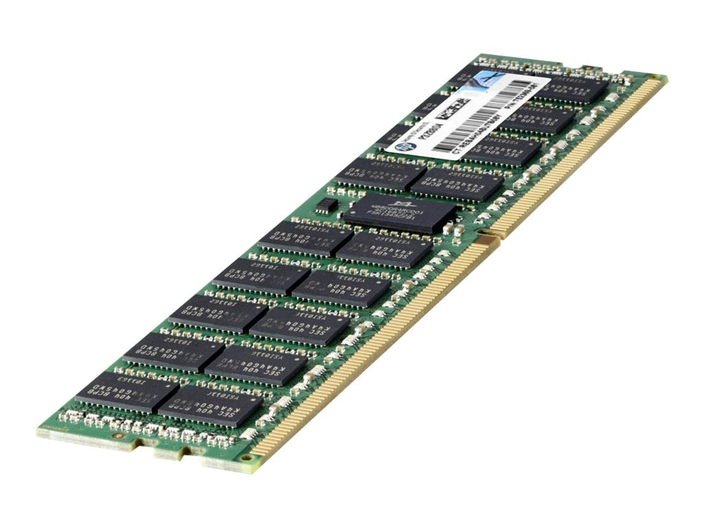 HPE 8GB PC4-17000 288-pin DDR4 SDRAM RDIMM for Select ProLiant Models, 803028-B21, 18164783, Memory