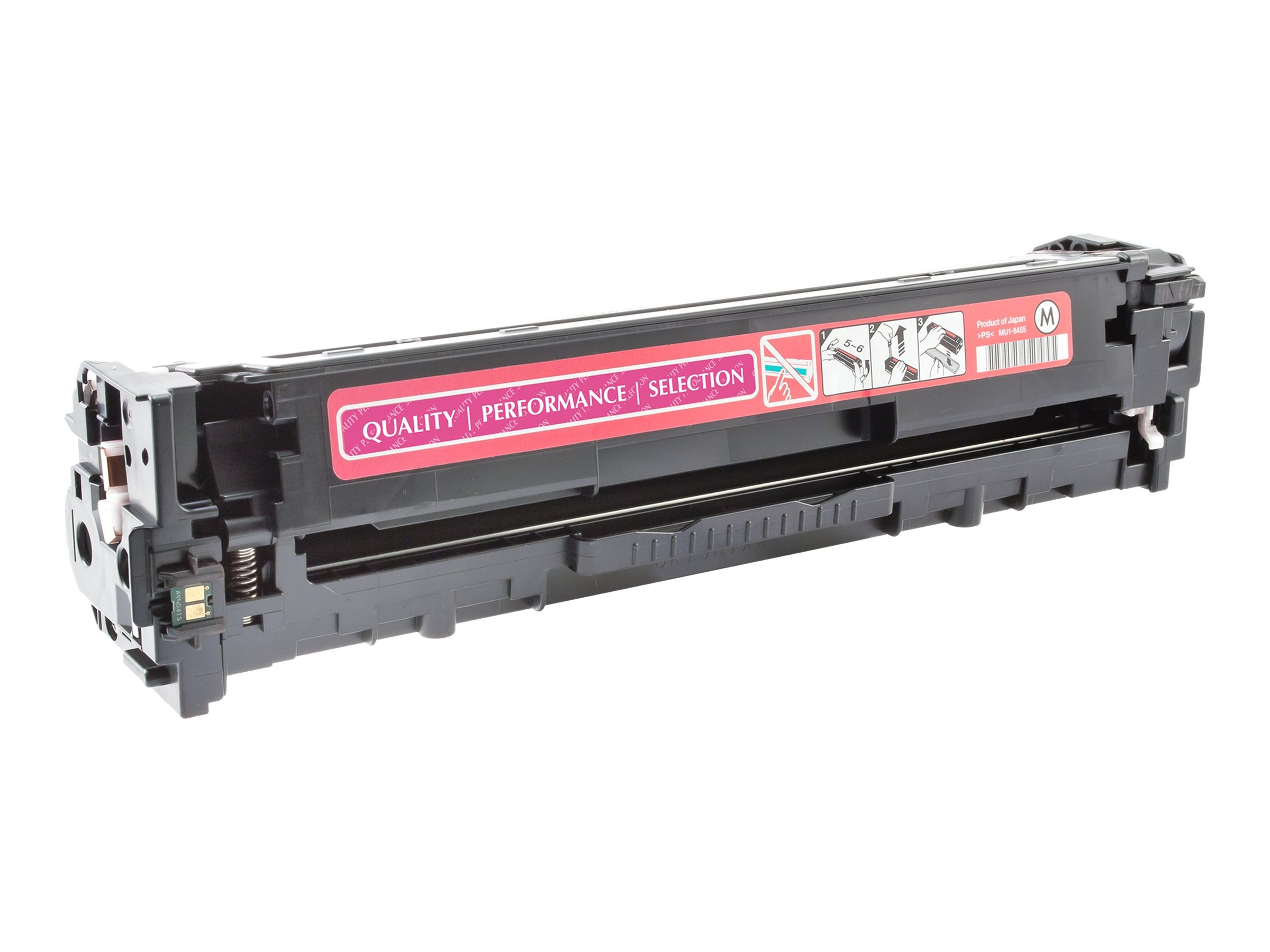 V7 CE323AG Magenta Toner Cartridge for HP Color LaserJet Pro CM1415 & CP1525, V71415M
