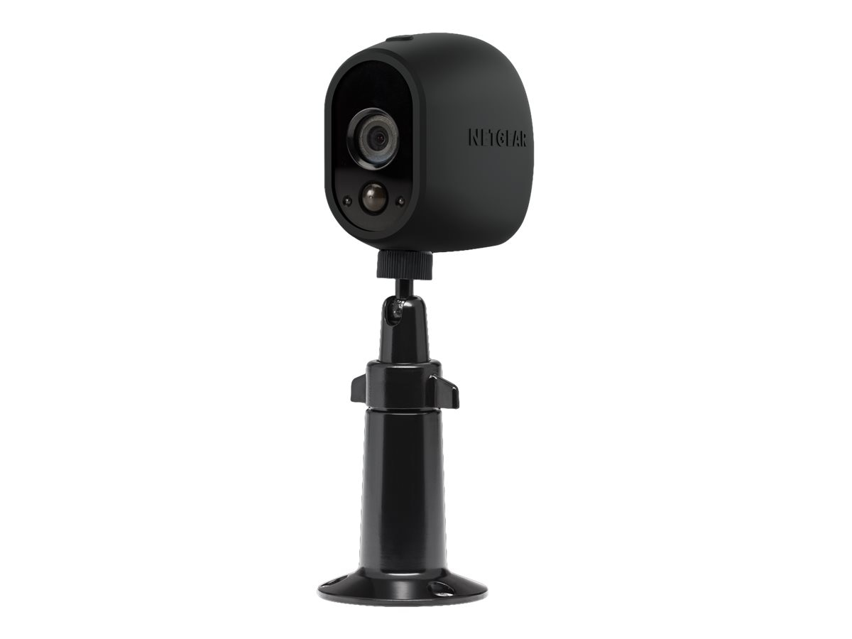 Netgear Arlo HD Security Camera Adjustable Indoor Outdoor Mount, Black, VMA1000B-10000S