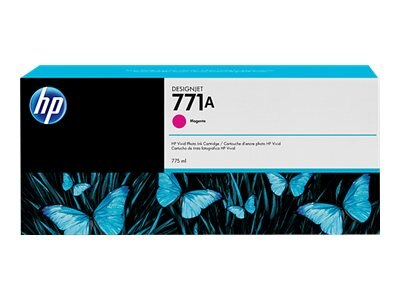 HP 771A 775-ml Magenta Designjet Ink Cartridge