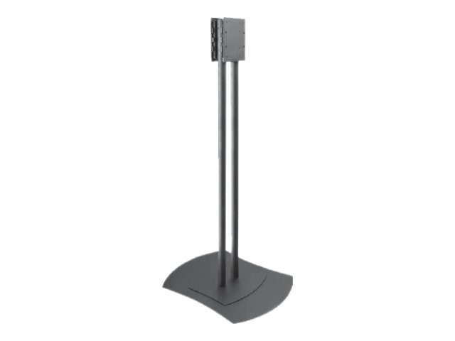 Peerless Flat Panel Display Stand For 32 to 70 Displays, Black, FPZ-600, 6665855, Stands & Mounts - AV