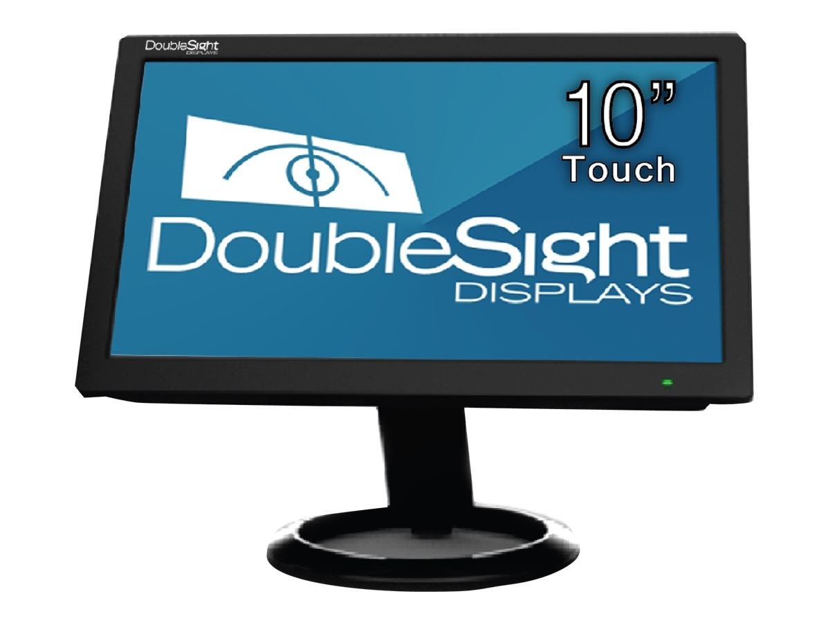 DoubleSight 10 DS-10UT LCD Touchscreen Monitor