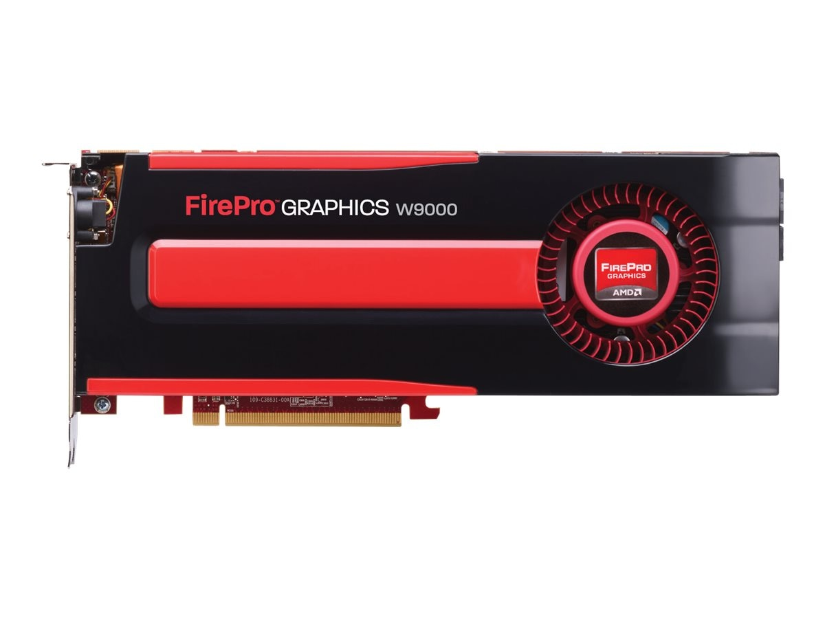 Sapphire AMD FirePro W9000 PCIe 3.0 x16 Graphics Card, 6GB GDDR5, 100-505859, 16729269, Graphics/Video Accelerators