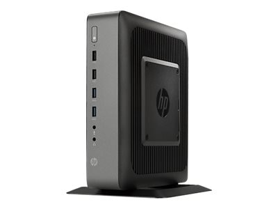 HP t620 PLUS Flexible Thin Client AMD QC GX-420CA 2.0GHz 4GB RAM 16GB Flash HD8400E GbE agn BT WES8