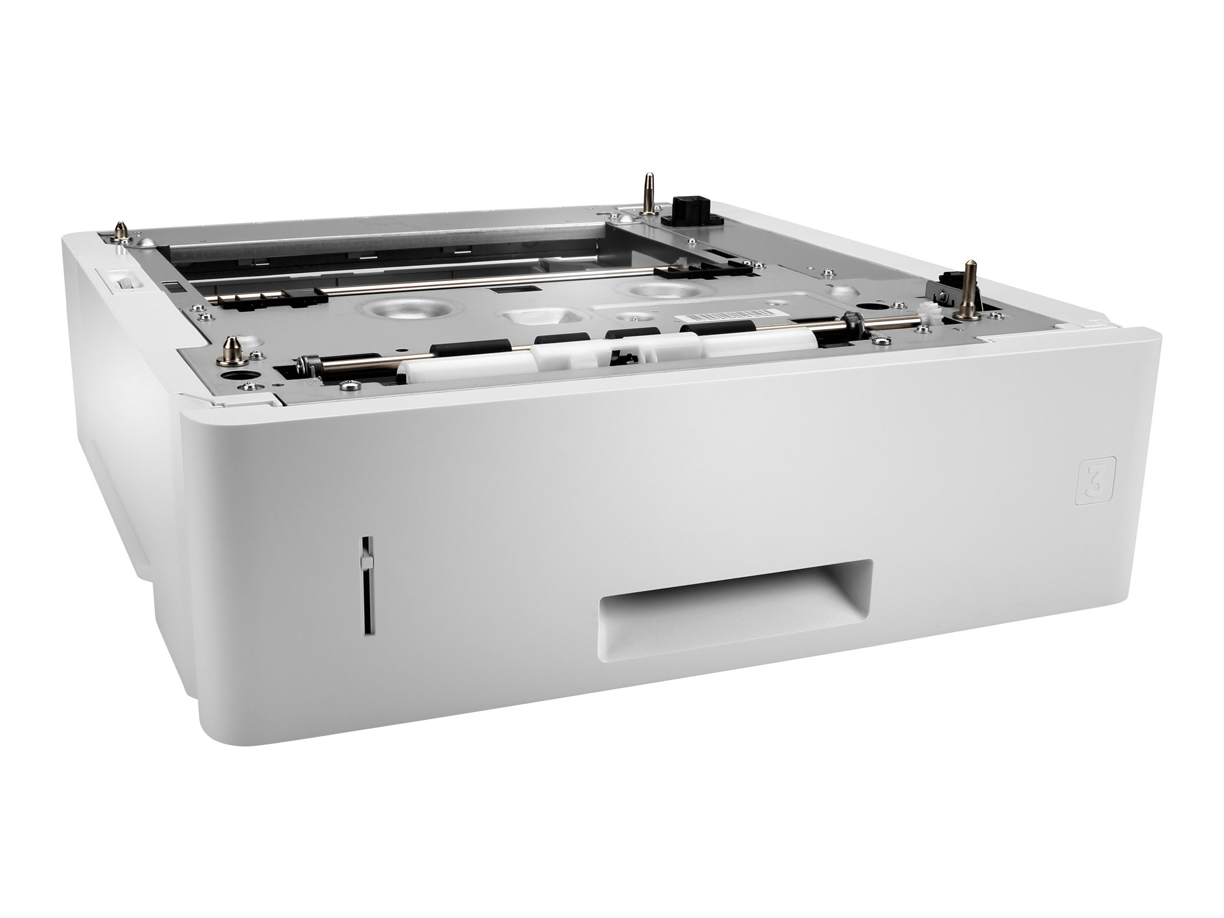 HP LaserJet 500-Sheet Input Tray Feeder for HP LaserJet M604, M605 & M606 Series