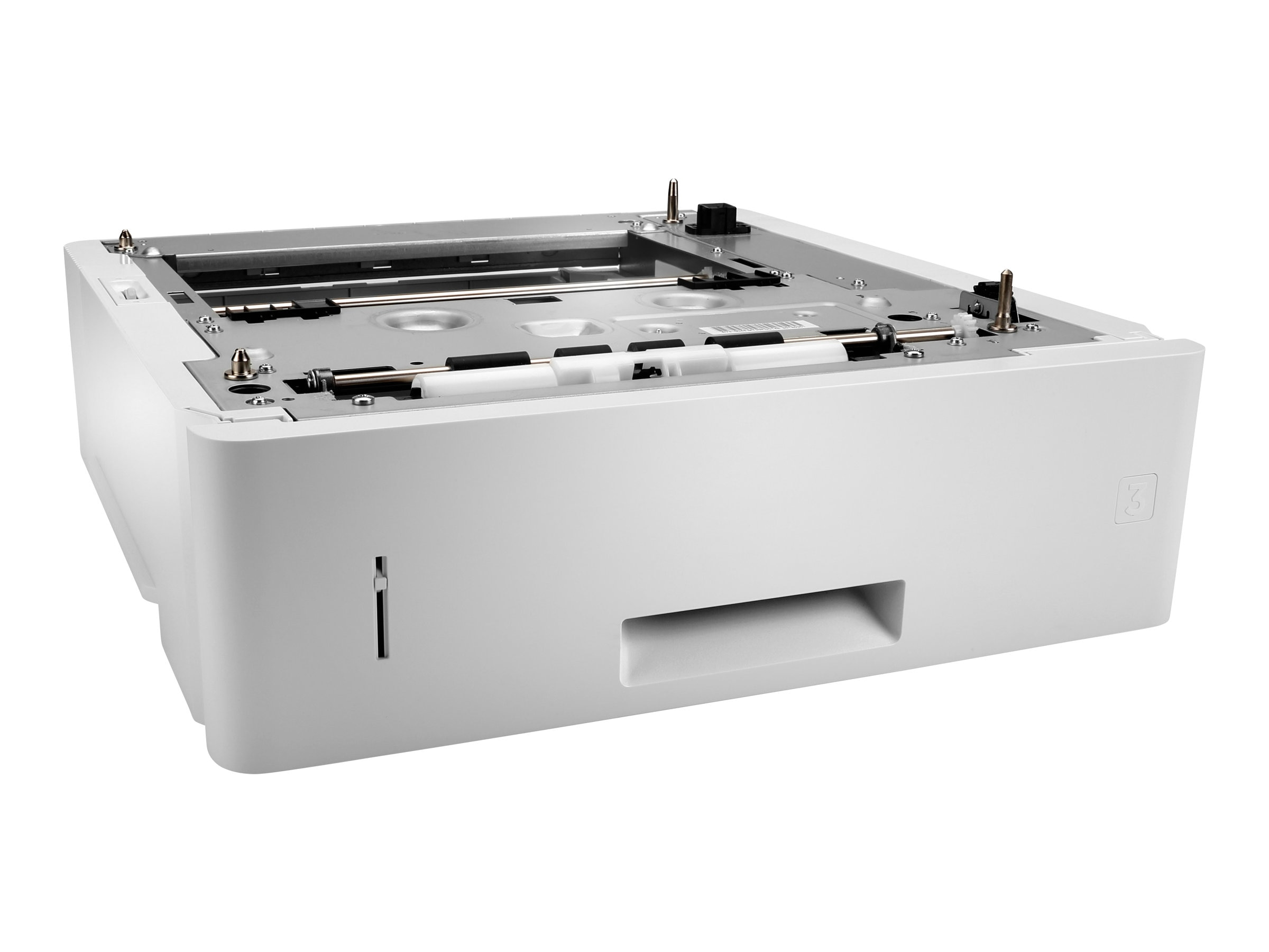 HP LaserJet 500-Sheet Input Tray Feeder for HP LaserJet M604, M605 & M606 Series, F2G68A, 19854356, Printers - Input Trays/Feeders