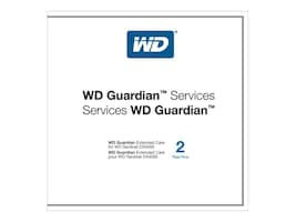 WD Guardian Extended Care, WDBVMS0000NNC-NASN, 13524719, Services - Virtual - Hardware Warranty