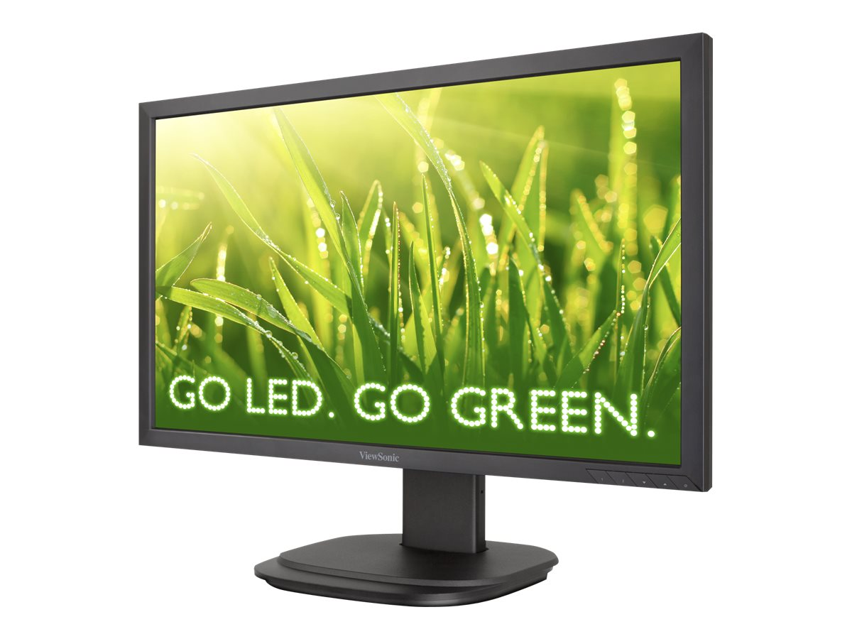 ViewSonic 22 VG2239m-LED Full HD LED-LCD Monitor, Black