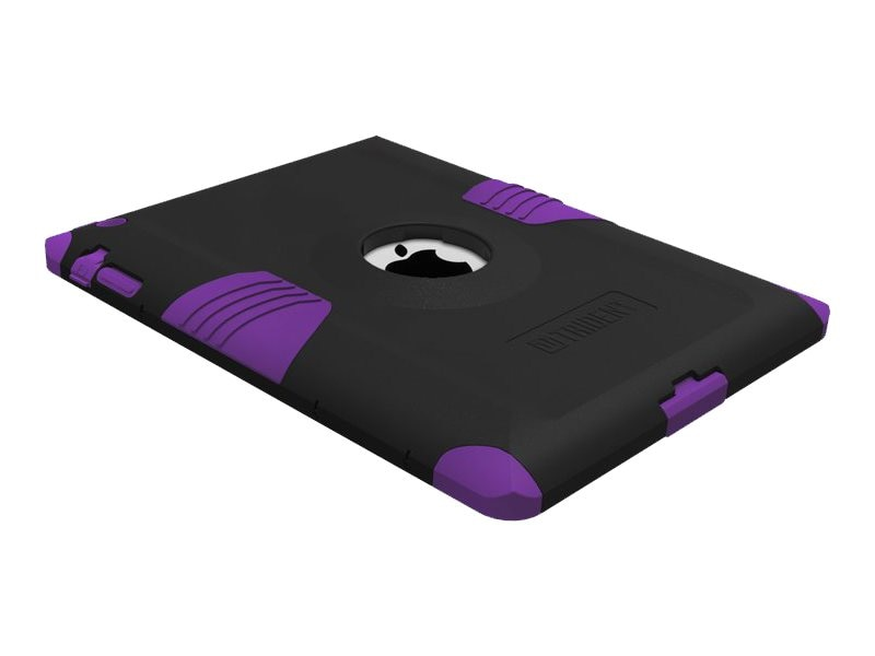 Trident Case Kraken AMS for iPad 4th Gen, Purple, AMS-NEW-IPADUS-PP