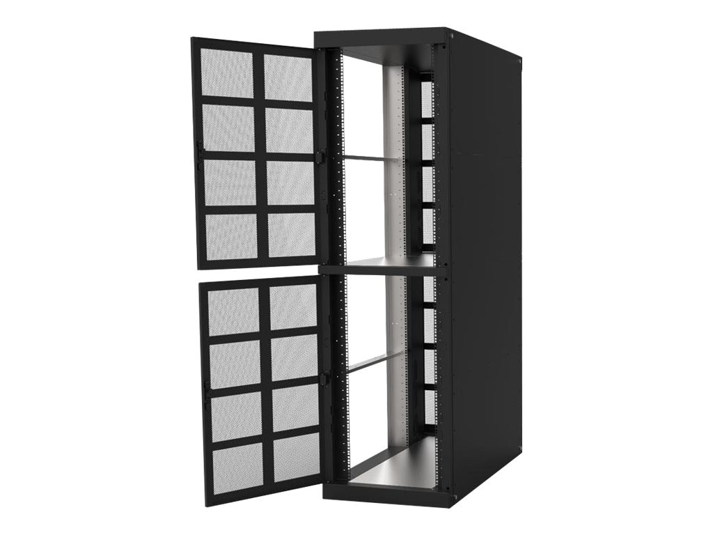 Innovation First 2-Bay Colocation Cabinet Compartment (Side Panels Required), 141-2602, 30597223, Rack Mount Accessories