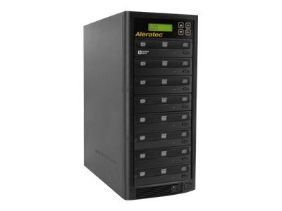 Aleratec 1:7 DVD CD Tower, 260182, 18030777, Disc Duplicators