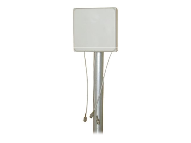 TerraWave 2.4 5 GHz 6dbi quad Patch, M6060060MP1D33602, 16269434, Wireless Antennas & Extenders