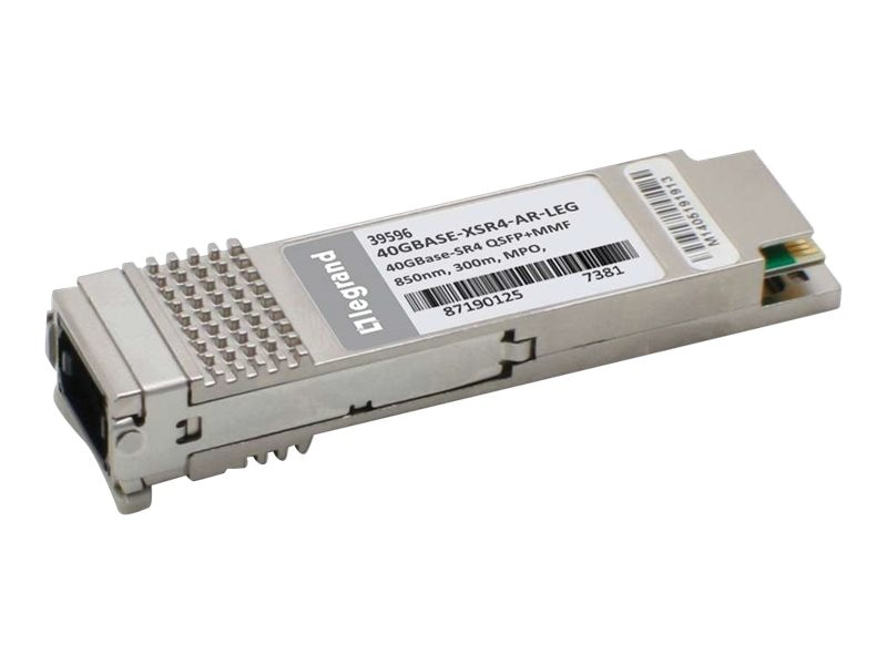 C2G ARISTA NETWORKS 40GBASE-XSR4 COMPATIBLE 40GBASE-SR4 QSFP+ TRANSCEIVER