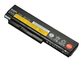 Ereplacements 6-Cell 5200mAh Battery for Lenovo Tinkpad X220, 0A36282-ER, 21406018, Batteries - Other