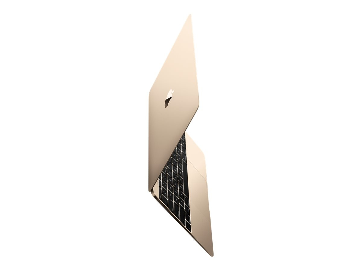 Apple MacBook 12 Retina Display 1.1GHz Core m3 8GB 256GB Flash Intel HD 515 Gold, MLHE2LL/A