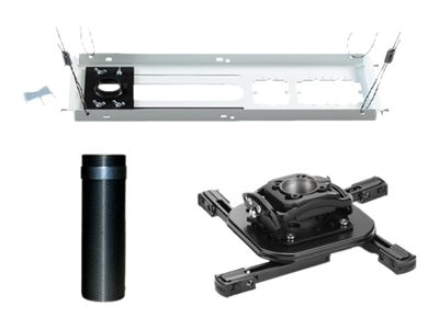 Chief Manufacturing Ceiling Mount Kit for Projectors up to 25 Pounds, KITMZ006, 16813680, Stands & Mounts - AV