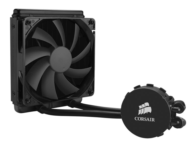 Corsair Hydro Series H90 140mm Liquid CPU Cooler, CW-9060013-WW