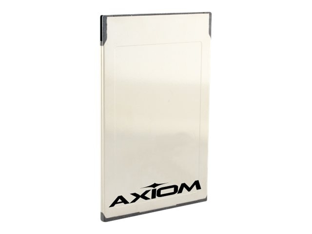 Axiom 20MB Flash Card, AXCS-RSP-FLC20M, 9182373, Memory - Network Devices