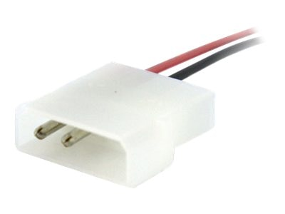 StarTech.com Micro SATA to SATA with LP4 Power Adapter Cable, F-F, 12in, MCSATAF20