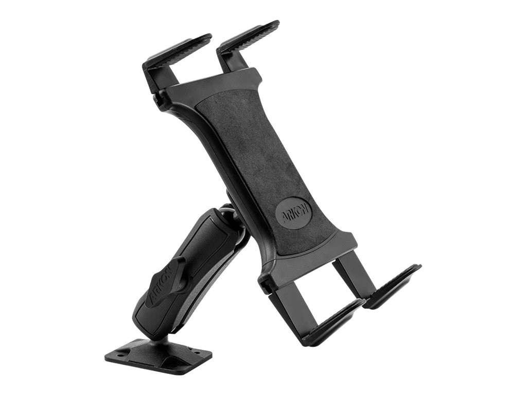 Arkon Heavy-Duty Drill-Base Tablet Mount for Apple iPad Air, iPad 4, 3, 2, Samsung Galaxy