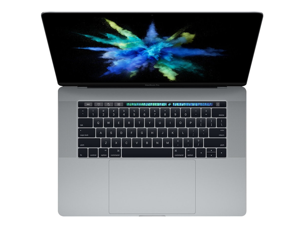 Apple MacBook Pro 15 TouchBar 2.6GHz Core i7 16GB 256GB SSD Radeon Pro 450 Space Gray, MLH32LL/A, 33041036, Notebooks - MacBook Pro 15