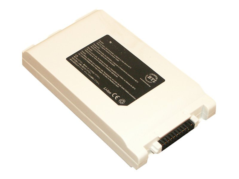 BTI 6-Cell Battery for Toshiba 9000 White PA3176U-1BRS