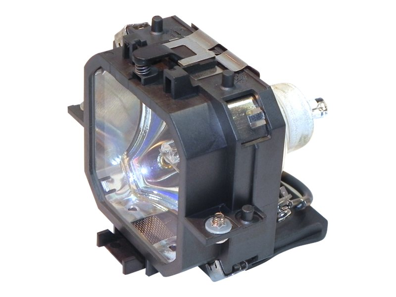 Ereplacements Front projector lamp for Epson EMP-530, EMP-720, EMP-730, EMP-730C, EMP-735, EMP-735C, ELPLP18, 8314400, Projector Lamps