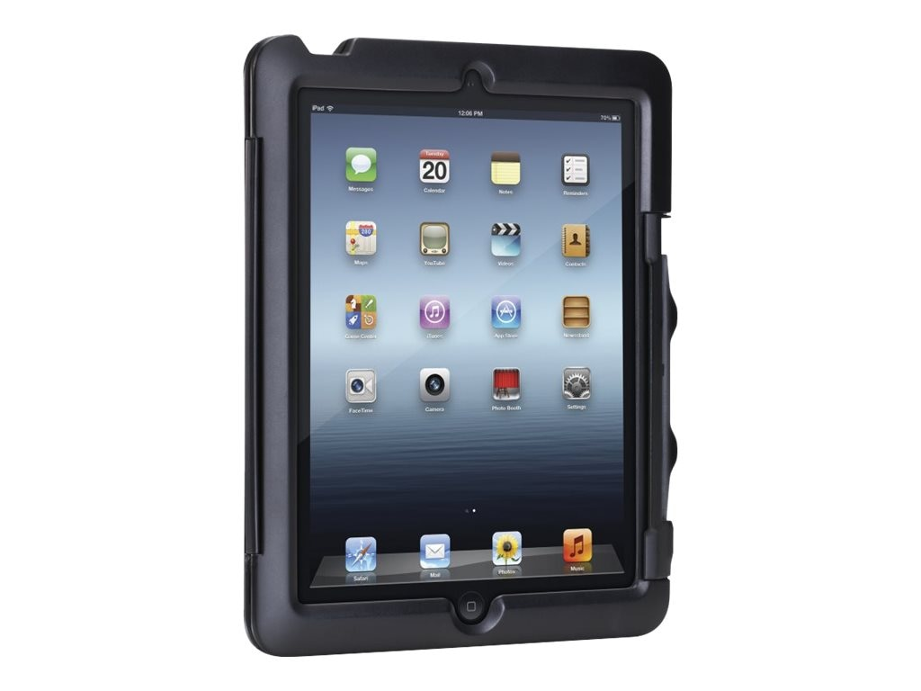 Targus SafePORT Rugged Case for iPad 2 iPad 3rd Generation, THD012US, 14543655, Carrying Cases - Tablets & eReaders