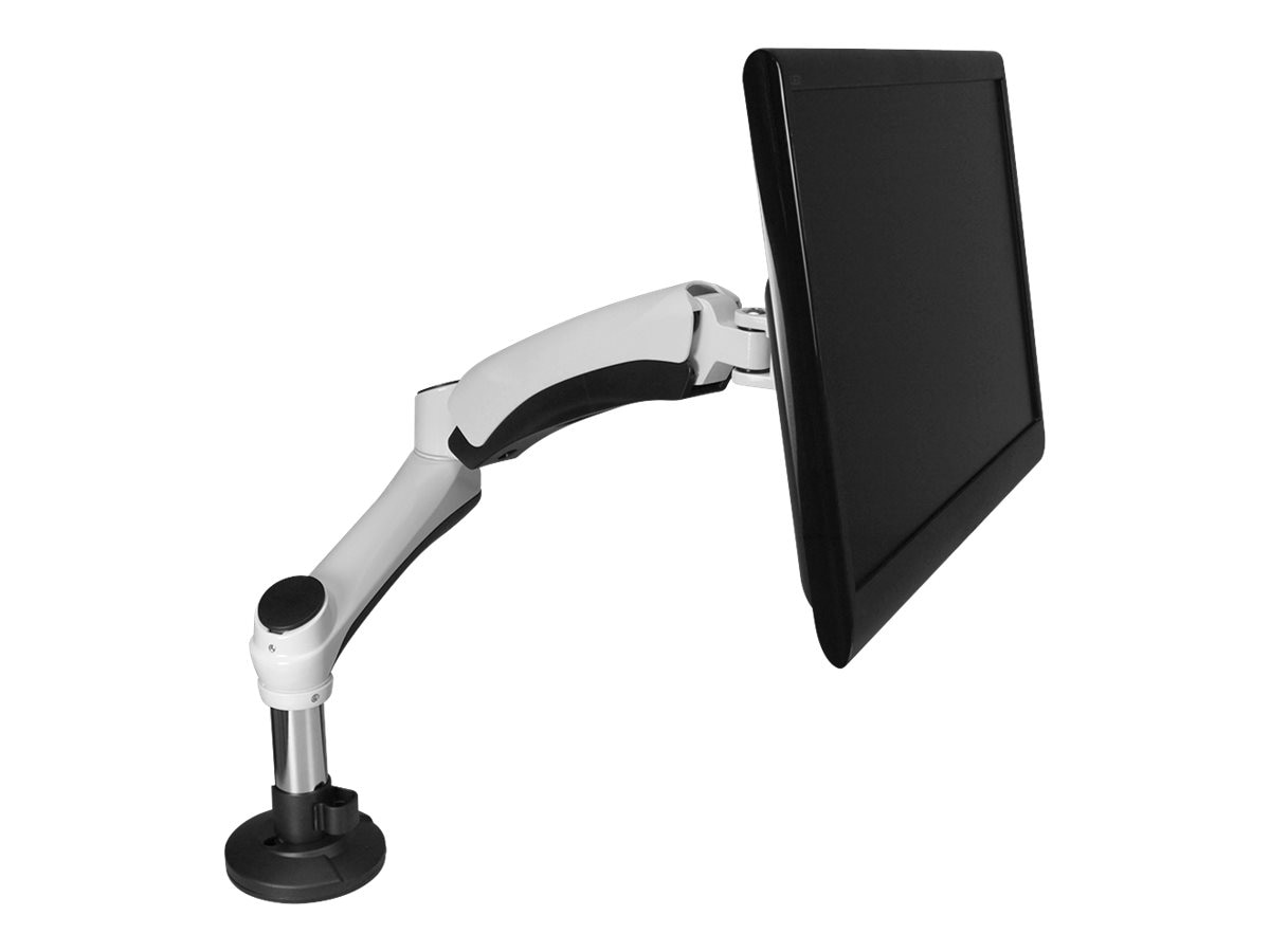 Siig Easy Access Full Motion Monitor Desk Mount for 13 to 27 Displays, CE-MT1P11-S1