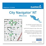 Garmin City Navigator Mexico NT, 010-10755-00, 8108227, Global Positioning Systems