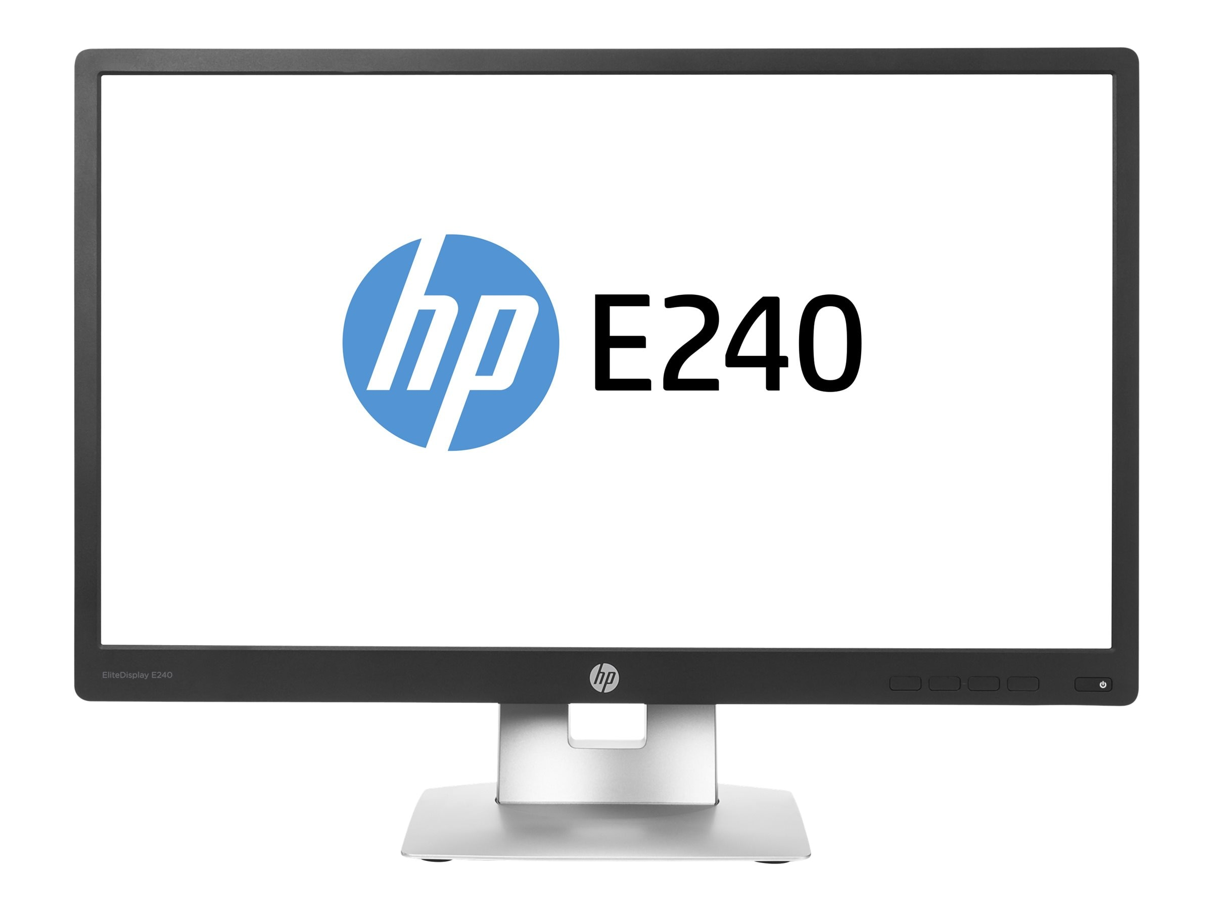 HP 23.8 E240 Full HD LED-LCD Monitor, Black, M1N99A8#ABA